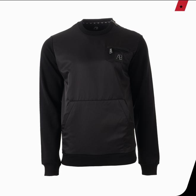 AB Lifestyle | Exclusive Sweater |  Zwart