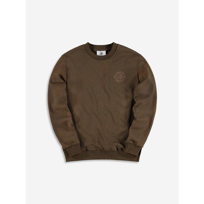 Banlieue | Crewneck sweater | Bruin