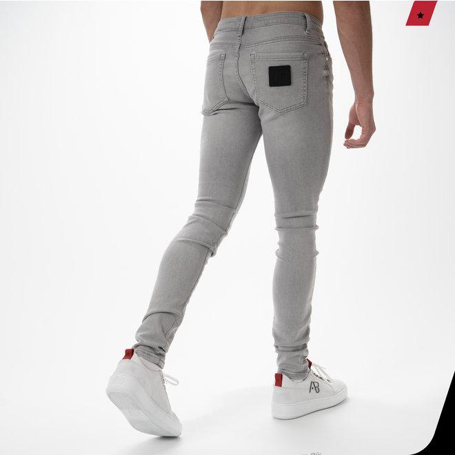 AB Lifestyle | Jeans licht grijs