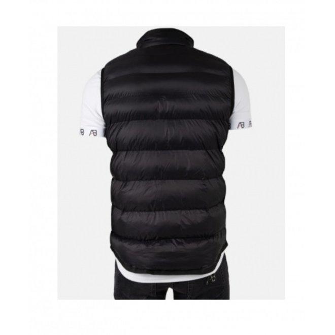 AB Lifestyle | Exclusive Bodywarmer in zwart