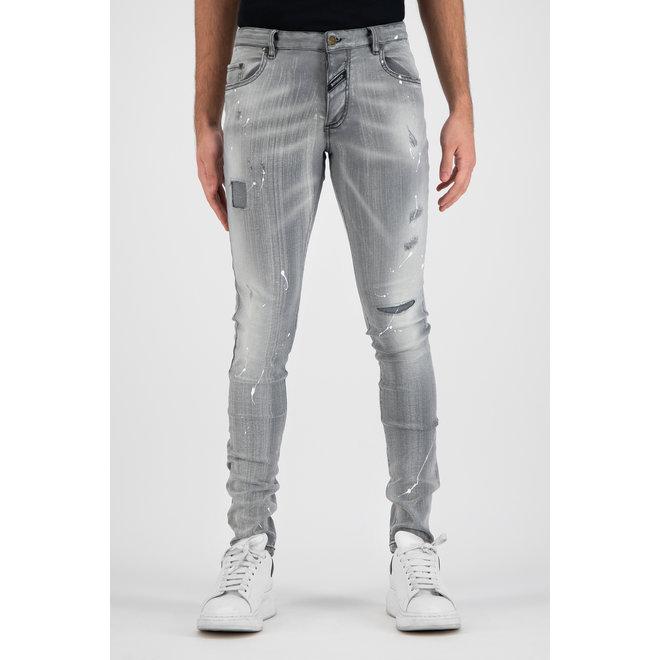 Boragio | Jeans 7641 | Grey