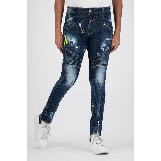 Boragio | Jeans 7636 | Blue