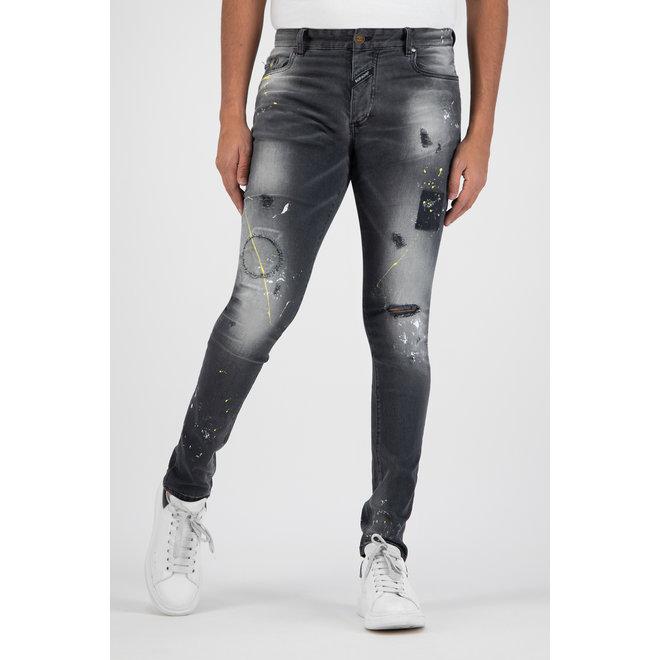 Boragio | Jeans 7648 | Grey