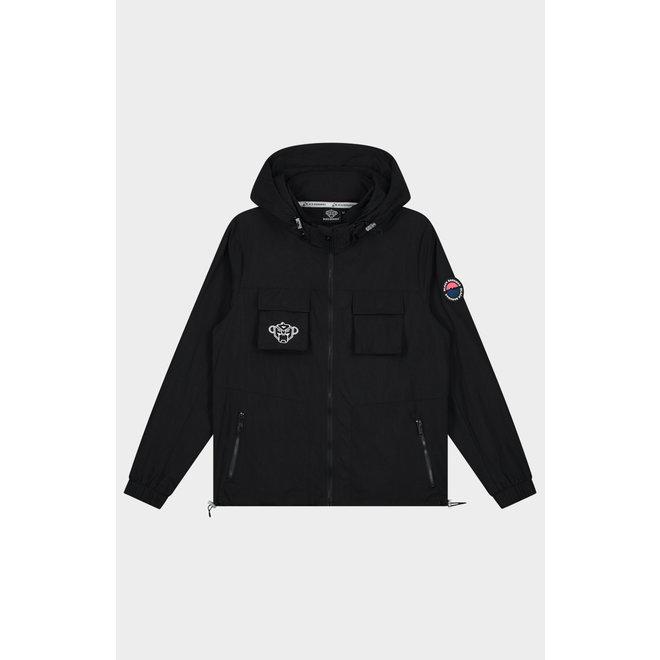 Space Jacket | Black | Black Bananas