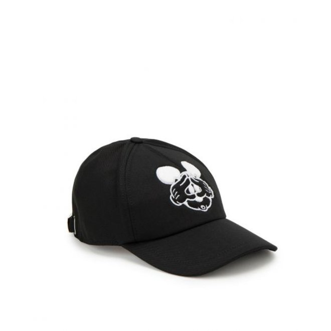Iceberg | Baseball cap 'Mickey Mouse' | Black