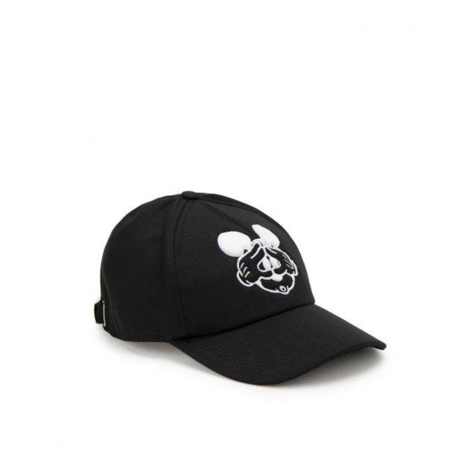 Baseball cap 'Mickey Mouse' | Zwart | Iceberg