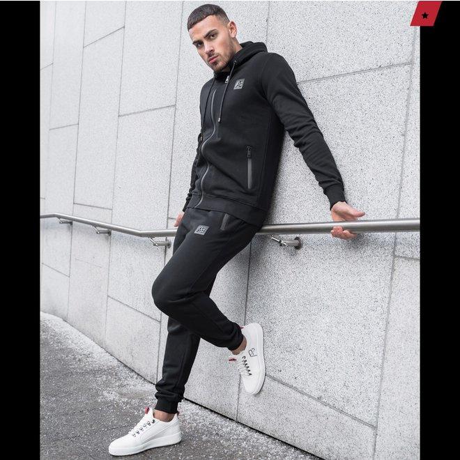 Exclusive Trackpants | Zwart | AB Lifestyle