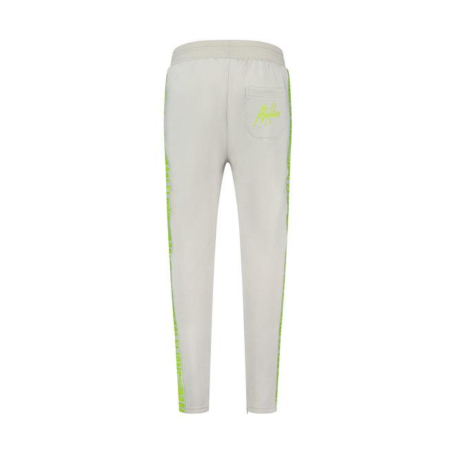 Striker Tracksuit | Grey & Lime | Malelions Sport