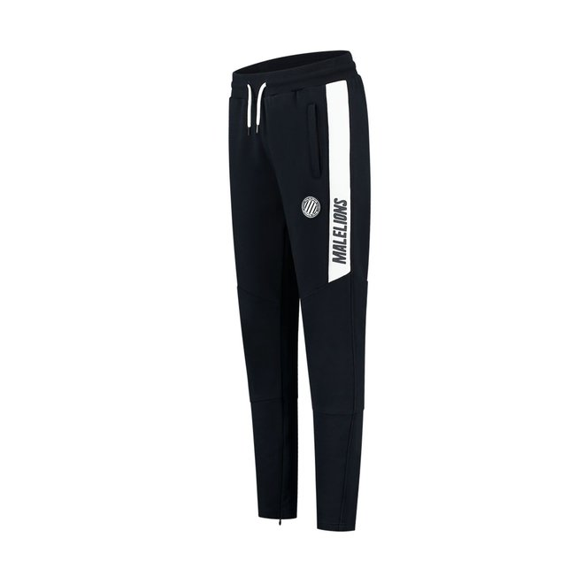 Coach Tracksuit | Donkerblauw / wit | Malelions Sport
