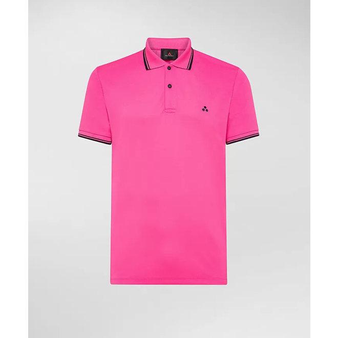 Peuterey   Picquet Polo   Fluor Pink