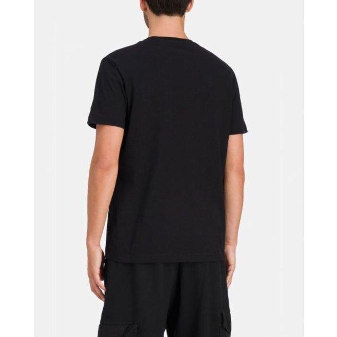 T-shirt | Mickey Mouse in zwart en wit | Iceberg