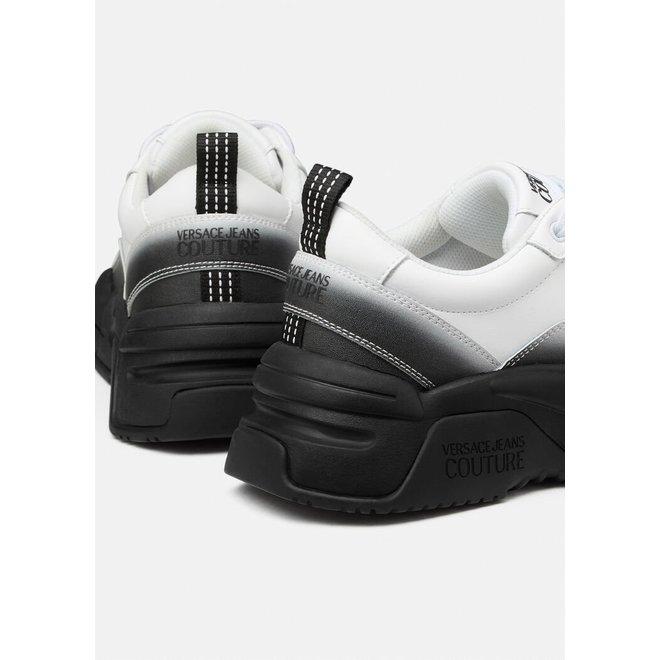 Stargaze Sneakers | Zwart / Wit | Versace Jeans Couture