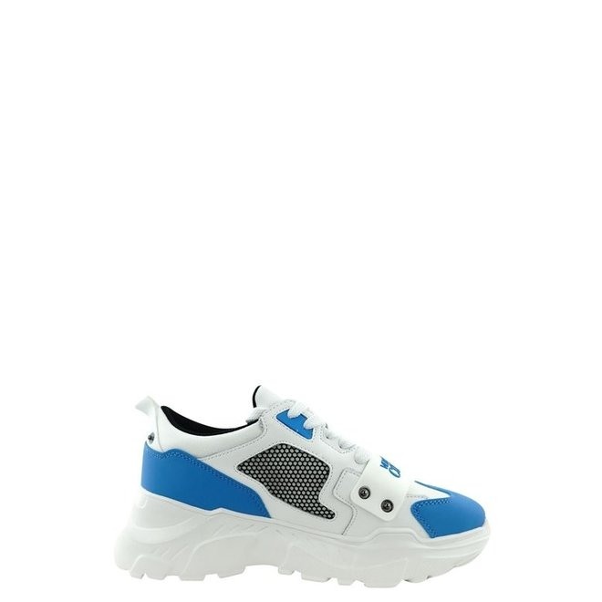 Versace Jeans Couture | Speedtrack sneakers | White / Blue