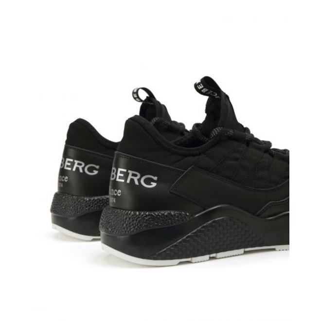 Sneakers | Zwart | Iceberg