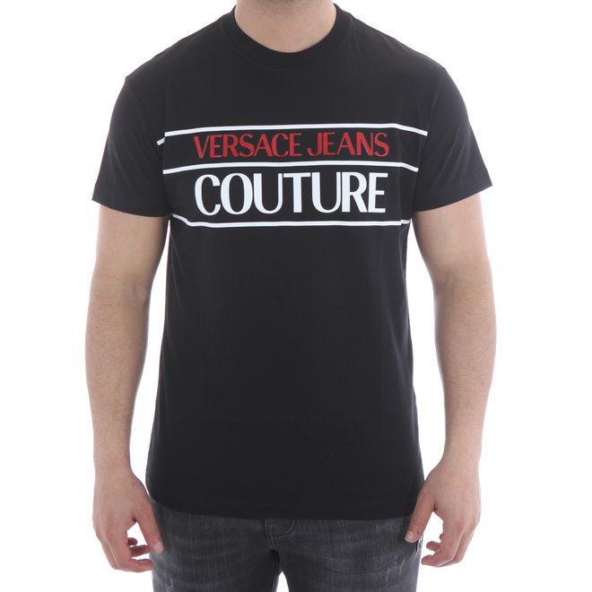 Versace Jeans Couture | Logo T-shirt | Black