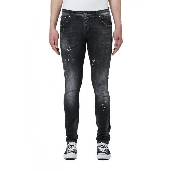Denim Distressed Jeans | Black | My Brand