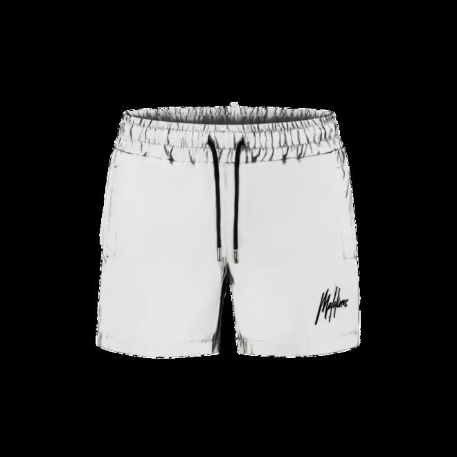Francisco zwembroek | Reflective grijs | Malelions