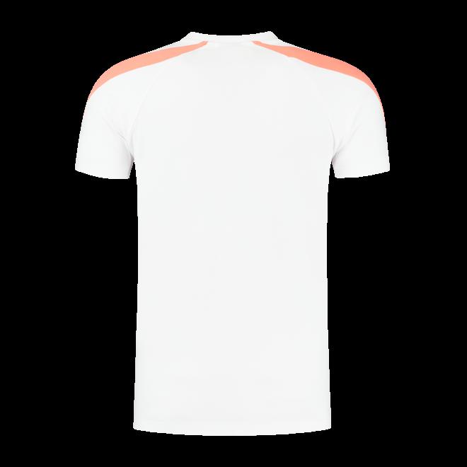 Pre-Match t-shirt + short | Matt grey / Salmon | Malelions Sport