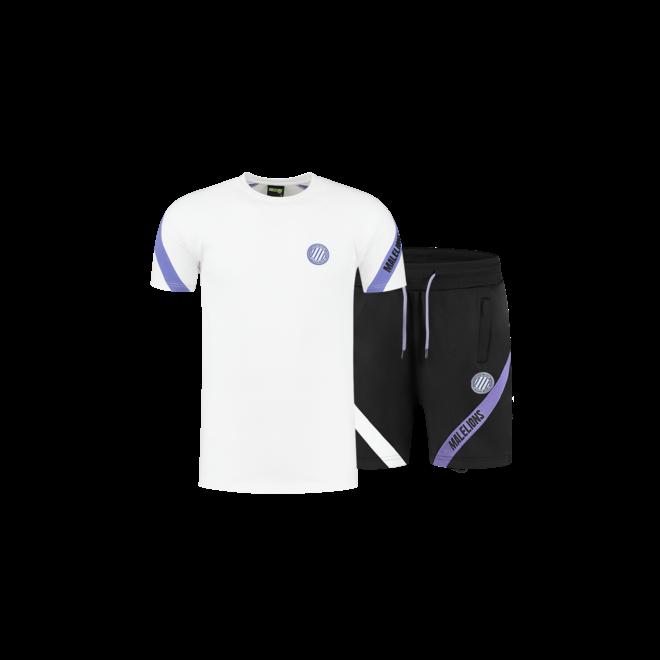 Malelions Sport | Pre-Match Set | Black / Purple