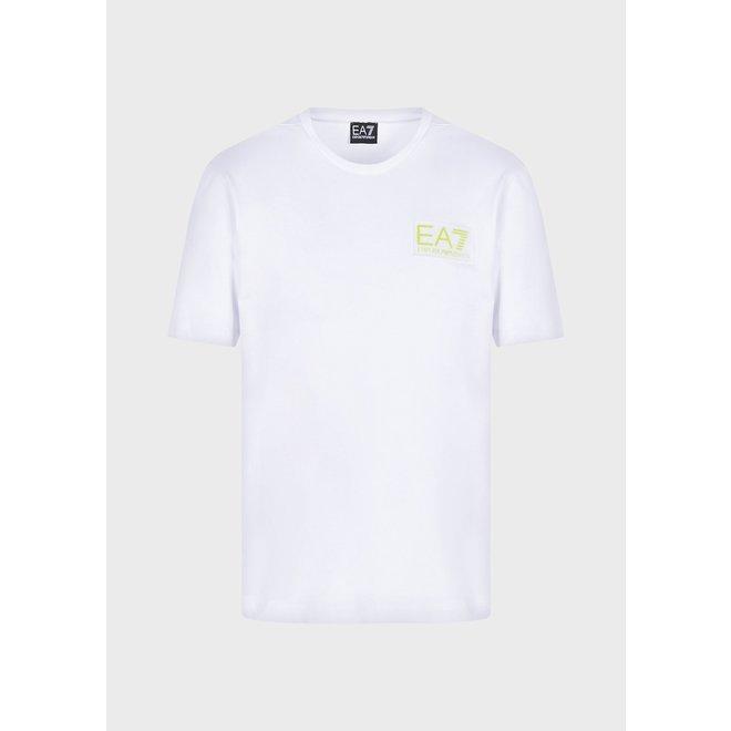 EA7 | Logo t-shirt | Wit