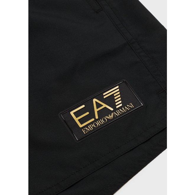 Zwembroek   Zwart   EA7