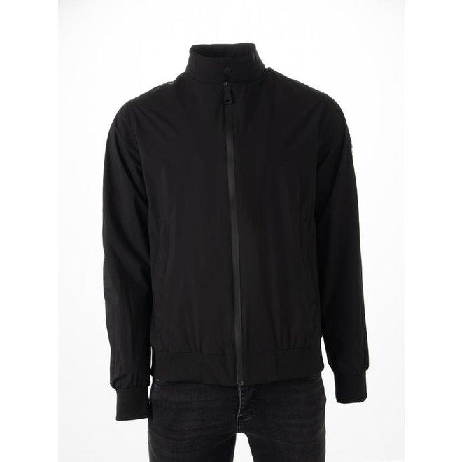 Basic summer jacket | Black | Ab lifestyle