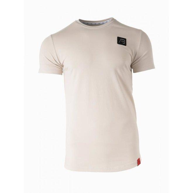 AB Lifestyle | Basic T-shirt |  Moonbeam