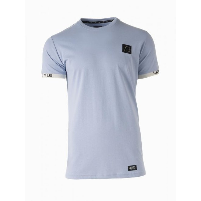 Luigi T-shirt | Licht blauw | AB Lifestyle