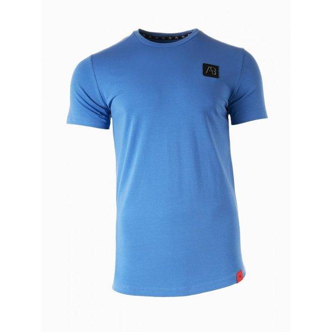AB Lifestyle | Basic T-shirt |  Amparo Blue