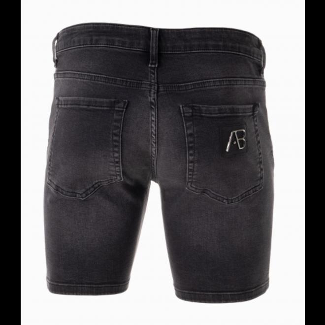 Short Jeans   Black   AB Lifestyle