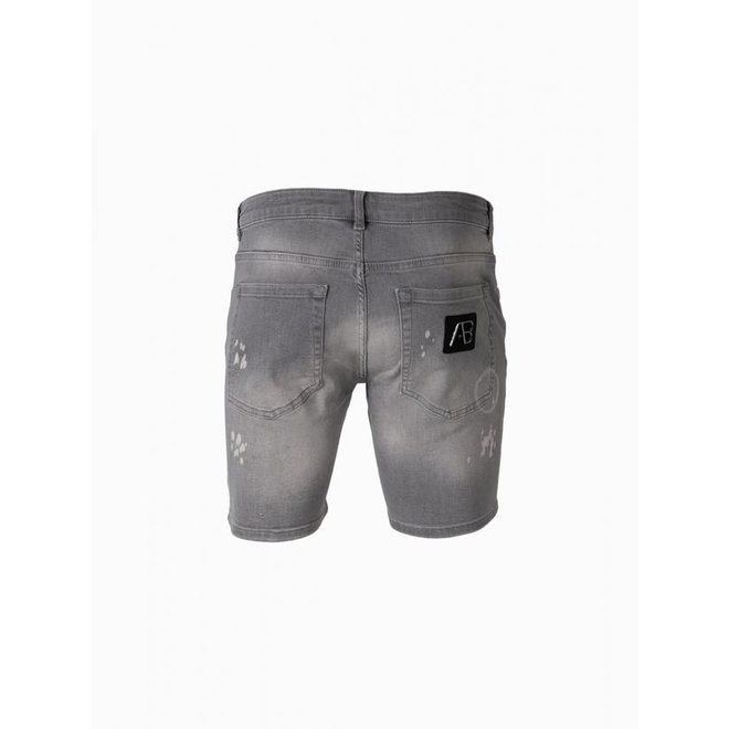 Short Jeans   Grey   AB Lifestyle