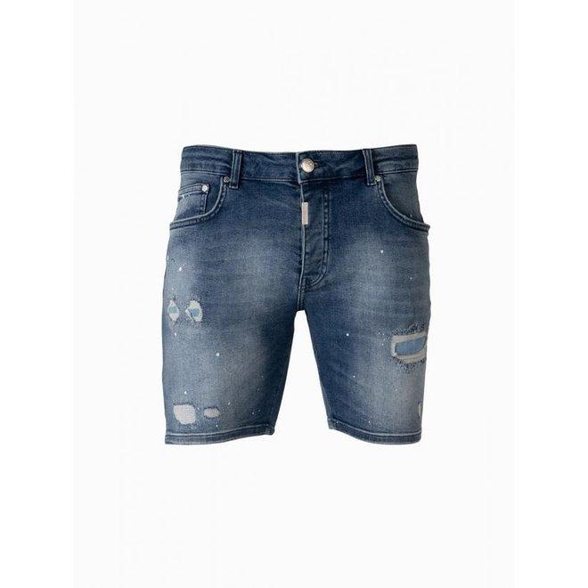 AB Lifestyle | Short Jeans |  Blue
