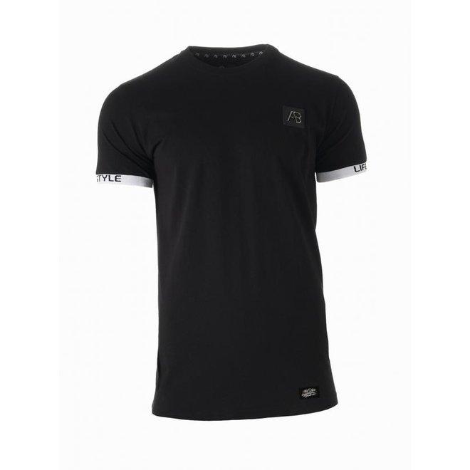 Luigi T-shirt | Black | AB Lifestyle