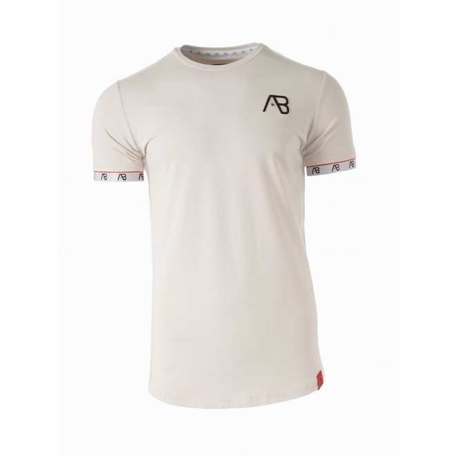 AB Lifestyle | Flag T-shirt |  Moonbeam