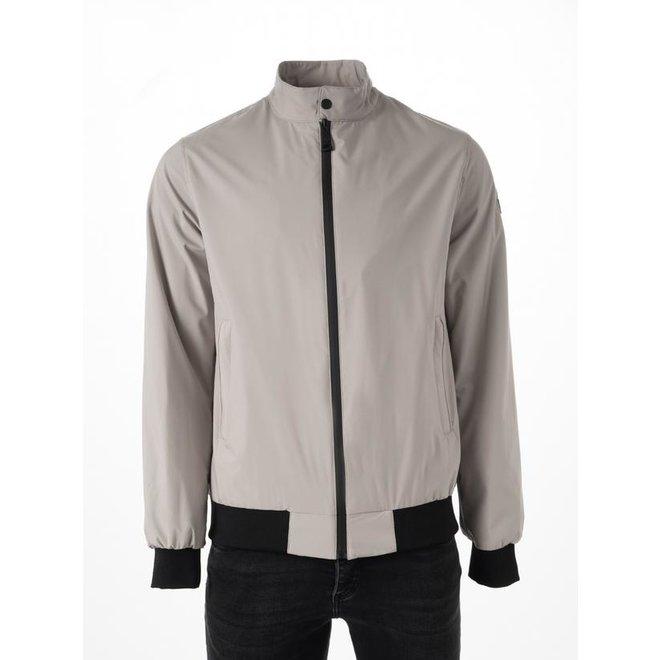 AB Lifestyle | Basic summer jacket |  Almond Milk