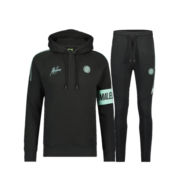 Malelions | Tracksuit | Antra/mint