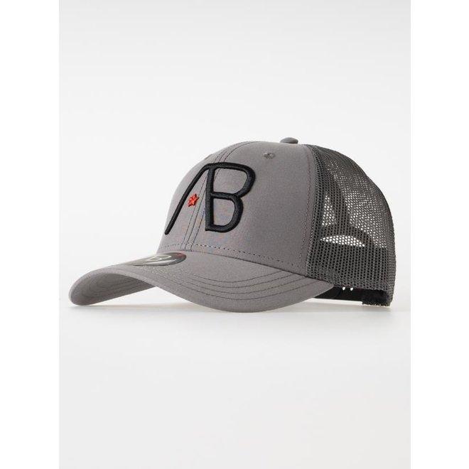 AB  Lifestyle | Trucker Cap | Grey