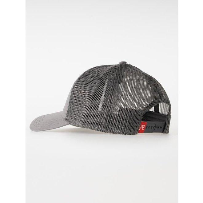 Trucker Cap | Dark Grey | AB Lifestyle