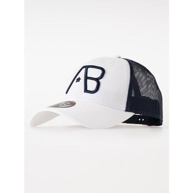 Trucker Cap | White | AB Lifestyle