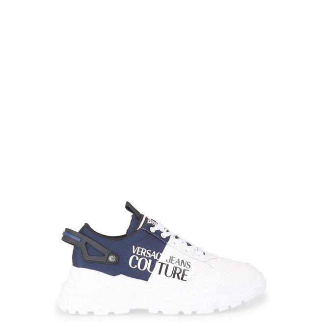 Fondo Speedtrack Sneakers | Wit / Donkerblauw | Versace Jeans Couture