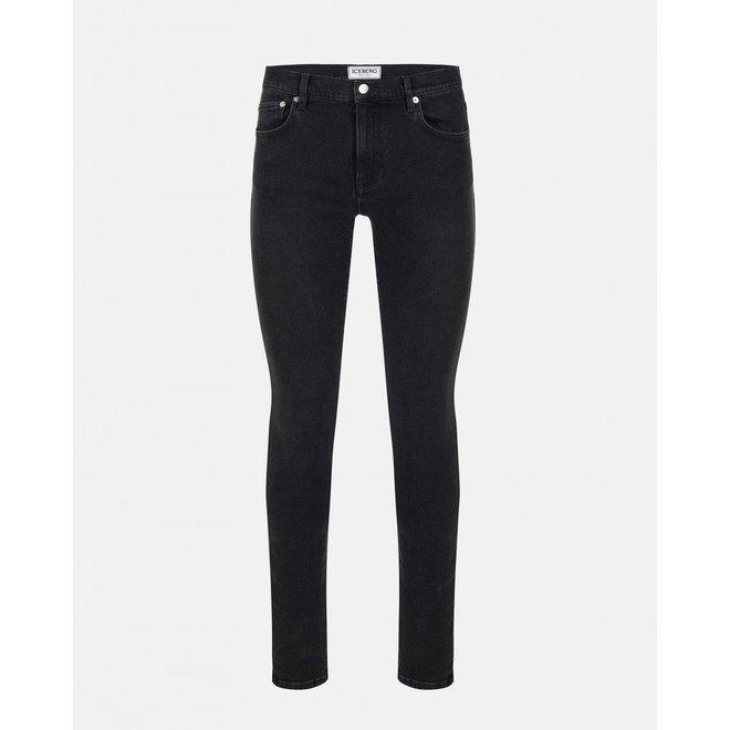 Iceberg | Super Skinny Jeans | Zwart