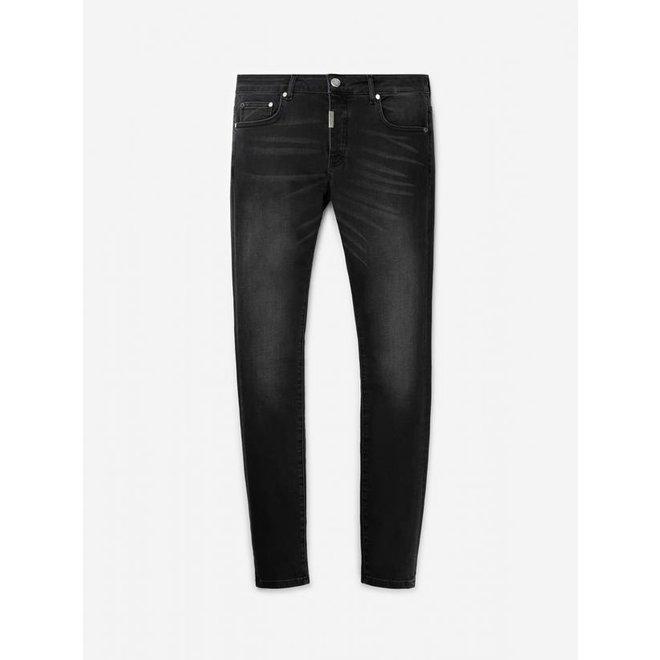 AB Lifestyle   Basic Denim Jeans / Stone Grey