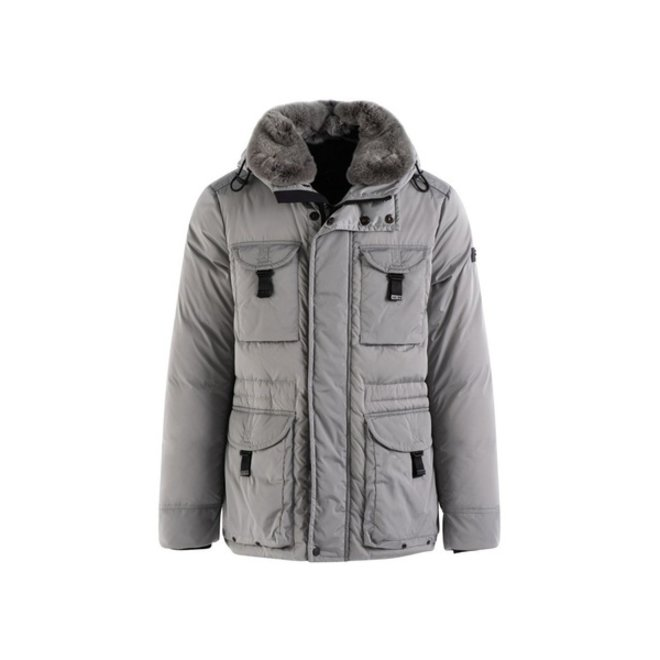 Peuterey Urban Field Jacket Fur Collar
