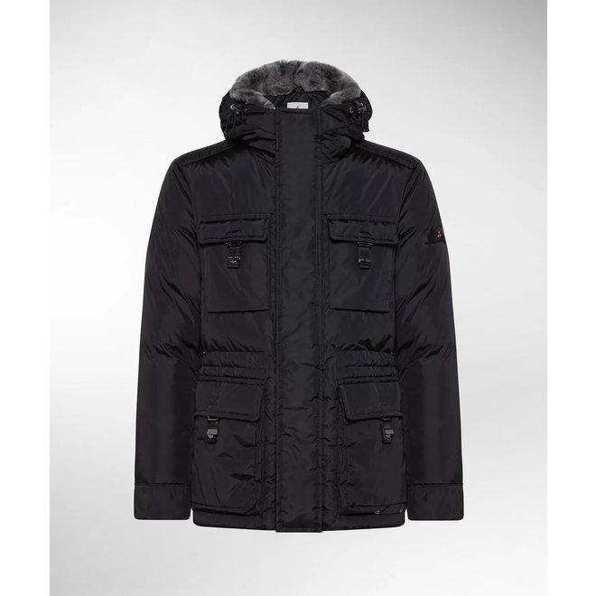 Urban Field Jacket Fur Collar van Peuterey
