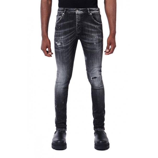 My Brand   Black Washed Denim Jeans