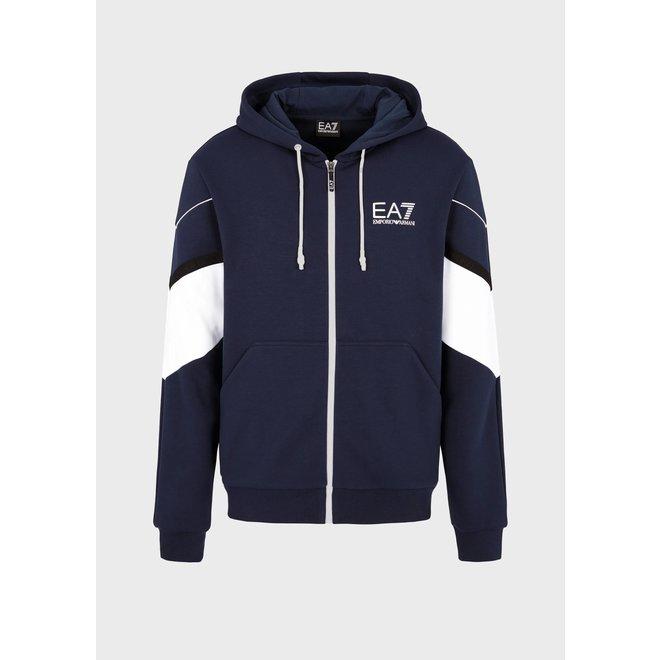 Tennis Club Hooded Sweatshirt van EA7