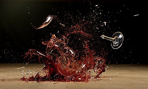 A Wine's Serving Temperature: a Matter of Life and Death?