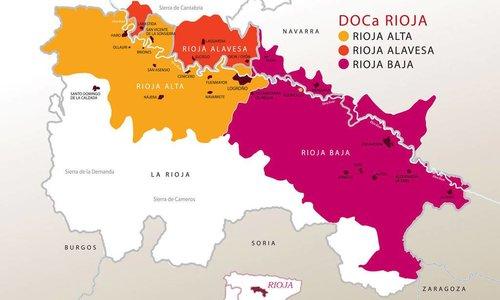 Voor de Beste Smaak, Telt Elke Graad: Rioja