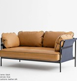 HAY CAN Fauteuil Cuir 2p