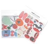 Oeuf Speelse stickers